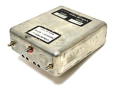 Wavetek M9w Sweep Oscillator Module For Wavetek 3003 Signal Generator