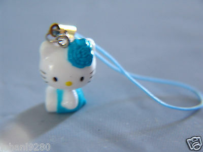 Hello Kitty,   hanger voor gsm, ipod,mp, pennenzak, ... 23 x 14,5 mm