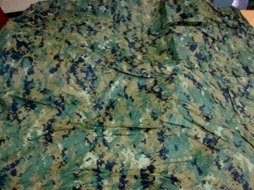GENUINE NEW USMC Reversible WOODLAND MARPAT / COYOTE  ORC Industries TARP