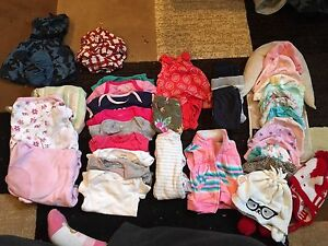 Baby girl clothing lot. NB TO 3 MONTHS OBO