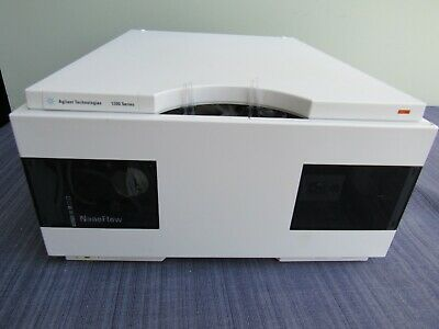 Agilent 1200 Series G2226a Nanoflow Nano Pump Hplc Bin Pump Guaranteed