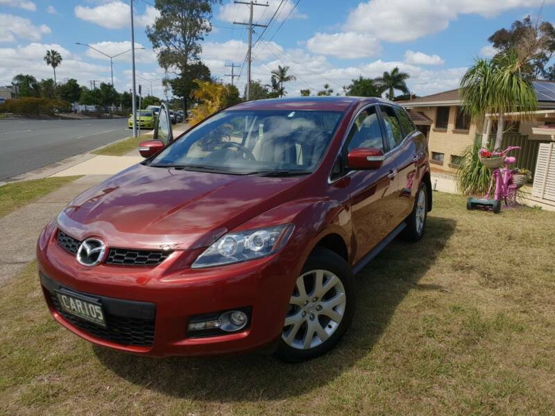Mazda CX7 2008 Springwood Logan Area Image 2. 1 Of 8