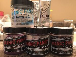Manic Panic & Other Goodies
