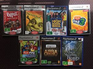 Play station 2 games Elermore Vale Newcastle Area Preview