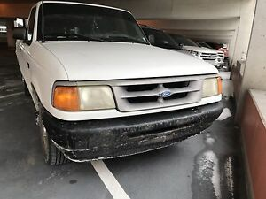 1996 Ford Ranger XL - Manual Transmission
