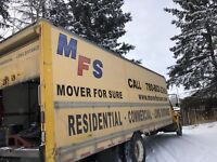 THE BEST MOVING & STORAGE ( $65 / H FOR DUMPING)