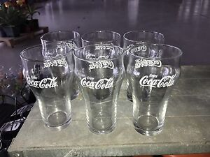 10 coke glasses ($10 each Valley View Salisbury Area Preview