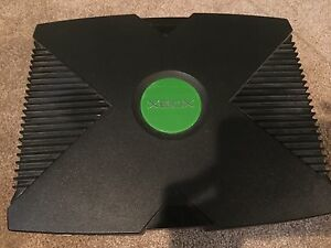 Original Xbox SOFT MODDED