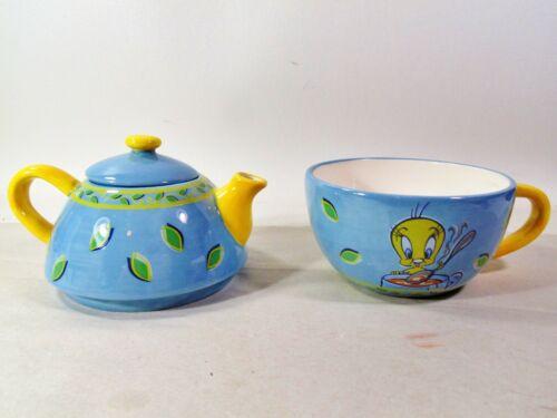 Looney Tunes Tea for Me Mug & Teapot for One