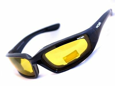 Sonnenbrille Kontrast Brille Nachtfahrbrille Autofahrerbrille Polarisiert SRS UV