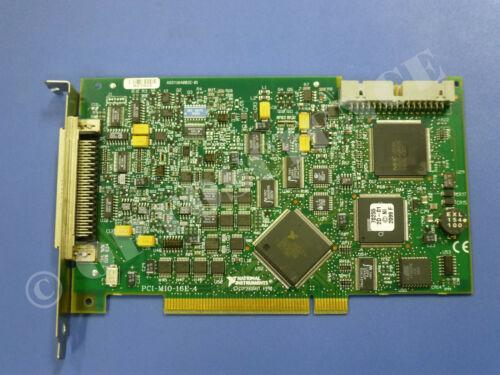National Instruments PCI-MIO-16E-4 (6040E) NI DAQ Card, Multifunction