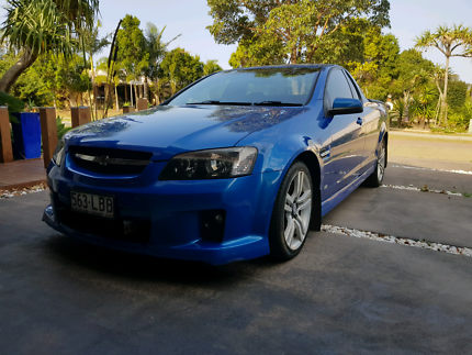 Ve ss commodore ute