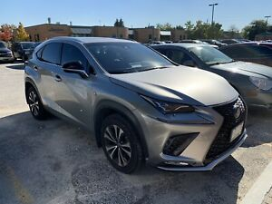 2018 Lexus NX300 Fsport 2 - Lease Takeover