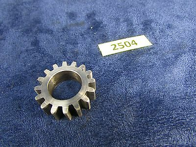 South Bend 9a10k Quick Change Gear Box 16 Tooth Gear Mpn Pt624nk1 2504