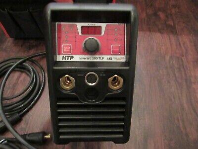 Htp Inverarc 200 Tlp Stick Lift Tig Welder