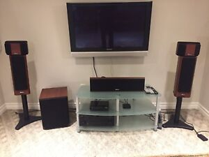 Axiom home theater speaker package