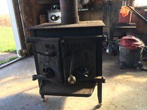 Older timer stove