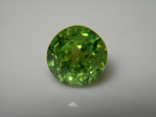 1.45ct Very Rare Demantoid Garnet gem Balochistan Pakistan AGL Lab report
