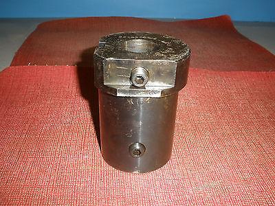 Cnc Lathe Drill Sleeve Reducer 1 14 Id X 2 34 Od X 4 12 L