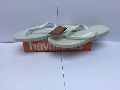 Havaianas Mens H Top White (Branco) Size 43/44 UK 9/10