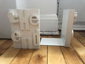 New in box bookends