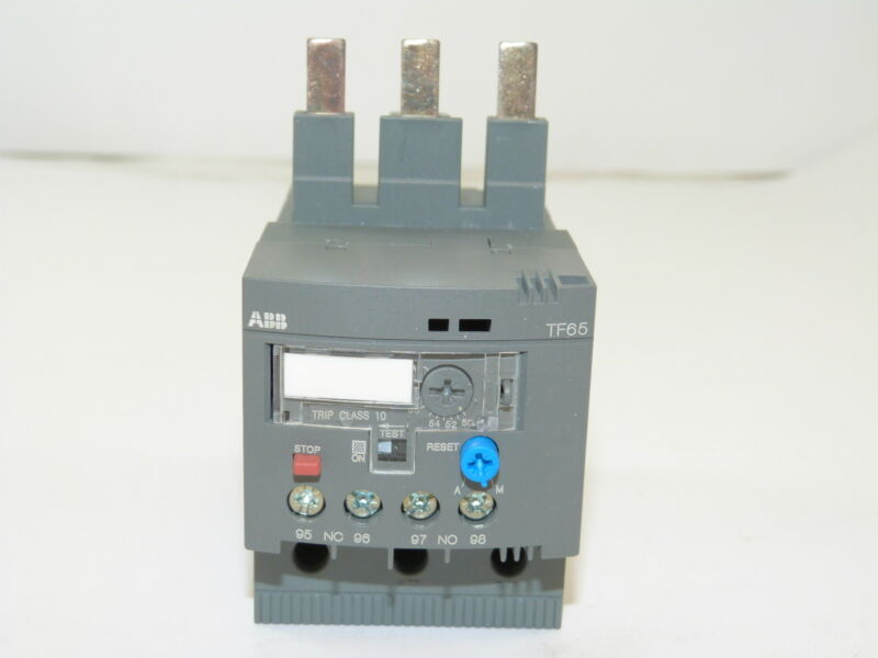 ABB TF65-60 Thermal Overload Relay 50-60a NEW 1yr Warranty