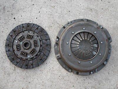 Triumph TR4A APRacing clutch disc (CP5351-3) + Borg&Beck pres plate (LC03JC049A)