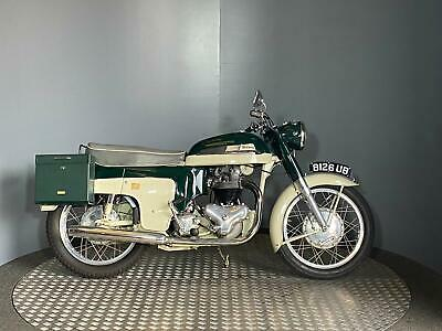 Norton Dominator 99 600cc 1960 with 38,980 miles - Two Owners from new