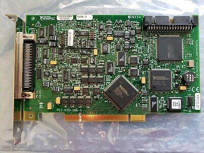 Ni Pci-mio-16e-1 Pci-6070e Multifunction Daq National Instruments Tested