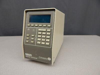 Oi Analytical 5200 Detector Controller