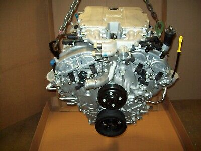 2016-2019 Cadillac ATS-V New 3.6L Twin-Turbo Engine Assembly OEM# 12675679 HRP