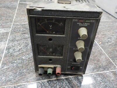 Vintage Precision Dynascan Model 1630 Power Supply