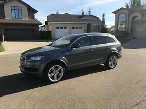 2013 AUDI Q7 S-LINE FULLY LOADED