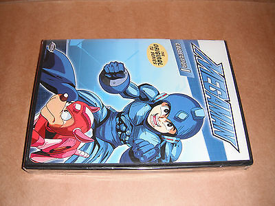 Megaman - Collection: 1 - A Hero is Born (DVD, 2009, 3-Disc Set) R1 NEW