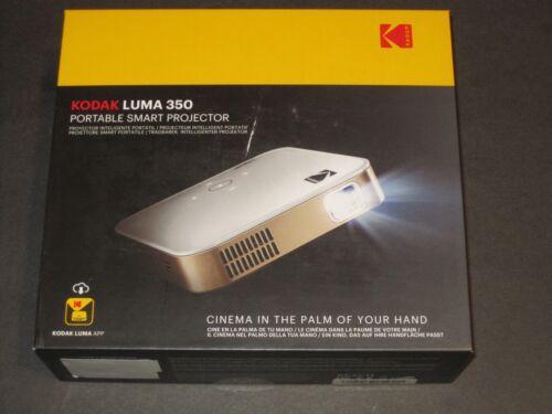 New Kodak Luma 350 Portable Smart Projector