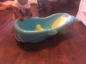 Whale Bathtub.