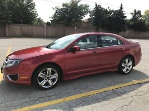 2010 Ford Fusion Sport AWD *LOW KM*