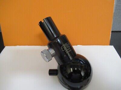 Carl Zeiss Germany Tubus Pol Polarizer Conoscope Microscope As Pictured 1e-c-15