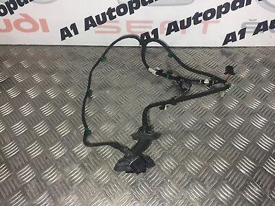 Audi A4 B7 S. Line 05-07 Passenger Door Wiring 8E0971687L