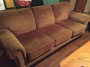 Matching Couch & Large Love Seat