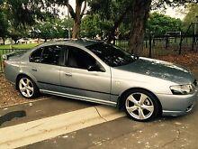 2007 Ford Falcon Sedan Oatlands Parramatta Area Preview