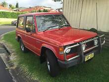 1989 MITSUBISHI PAJERO SWB NF MANUAL Lansvale Liverpool Area Preview