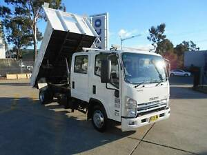 2012 ISUZU NPR 300 CREW CAB TIPPER Arndell Park Blacktown Area Preview