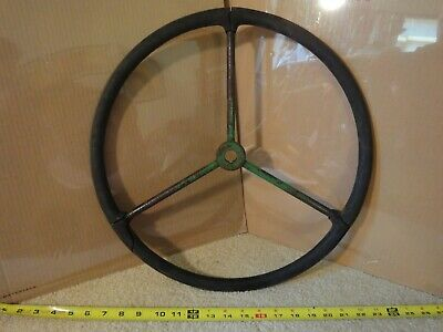 Vintage John Deere 17-12 Steering Wheel Tractor Part. 34 Shaft Oem Original