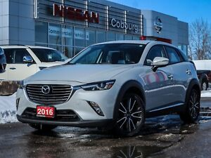 2016 Mazda CX-3 GT Leather Sunroof Navi FREE Delivery