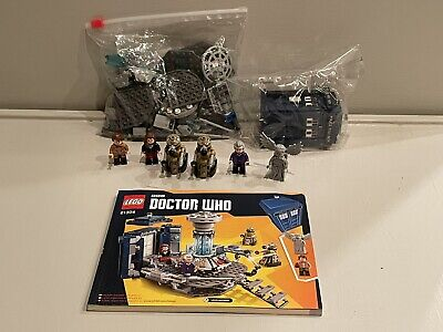 LEGO Ideas Doctor Who (21304) - 100% Complete + Instructions + Figs