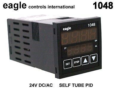 1048 Eagle Controls Temp. Controller Digital 24v Acdc Self Tune 116 Din