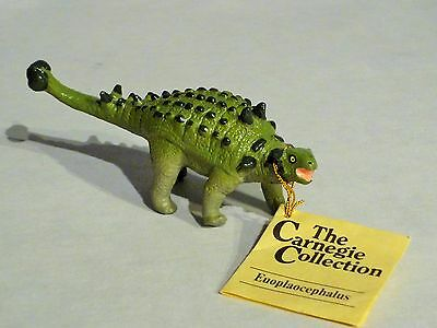 SCHLEICH - 15412 Euoplocephalus The Carnegie - Collection NEU TOP RAR 1989 1993