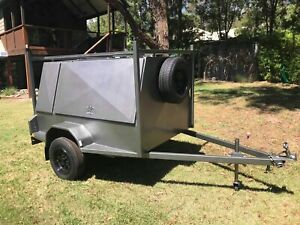Tool trailer 7x5