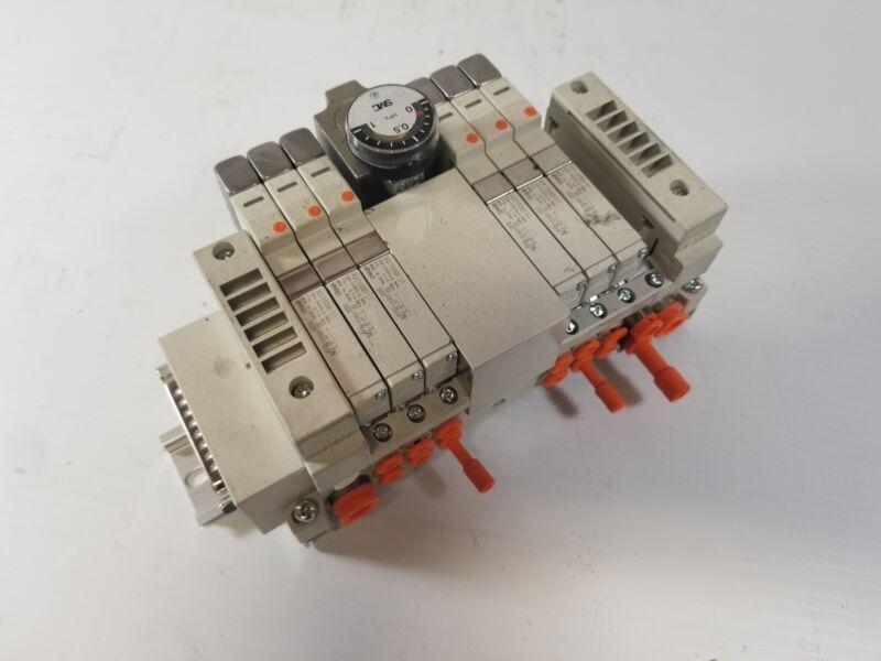 SMC VV5Q1-GAO006 Pneumatic Manifold